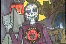 Dia de los Muertos: It's in my blood! / by Elma Kastning