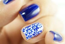 Add a Little Polish To Your Life / Nail polish colors and designs / by Nour