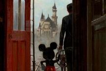 Disney / by ☪Ⓡăig C@றdℓn L€w!ș