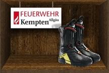 Feuerwehr Kempten / by Kainz Werbeagentur