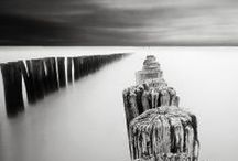 Black & White / by ☪Ⓡăig C@றdℓn L€w!ș
