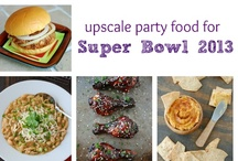 Game Day Foods, Drinks & Ideas! / #GameDay #SuperBowl @SNFonNBC  Game Day Fun!