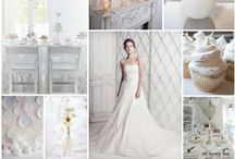 All White Wedding / by Events Beyond