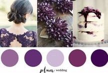 Purple, Plum & Lavender Wedding / by Events Beyond