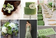 Green, Mint, &Teal Weddings / by Events Beyond