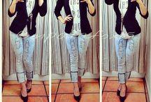 Ladies Clothing Styles / Trends for Ladies / by Basari Aruba