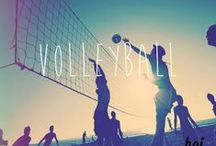 Volleyball / by Amber Schill