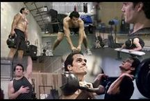 Henry Cavill Exercise Pictures / Man of Steel Workout photos. Shirtless Henry is always appreciated! / by Henry Cavill and the Cavillry