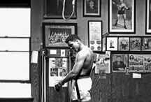 Muhammad Ali / Muhammad Ali / by seiiti takahasi
