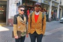 Parisian Street Style / Francophiles in style... / by Erin Whitlock Brown / Brains of the Outfit