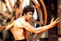 Bruce Lee / Bruce Lee / by seiiti takahasi