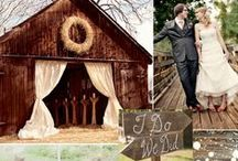 Rustic Wedding Ideas / by Events Beyond