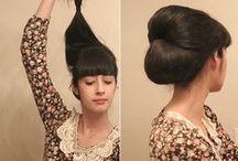 hairdos / by Alyson Nicole