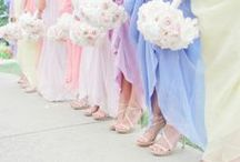 Pastel Colored Weddings / by Events Beyond