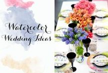 Water Color Weddings / by Events Beyond