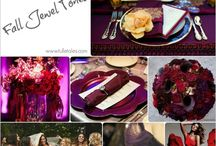 Jewel Colored Wedding / by Events Beyond