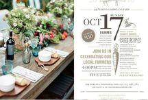 Farm to Table Events & Weddings