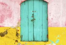 Open Up / Doorways