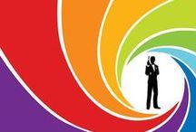Bond: James Bond 007 / by ☪Ⓡăig C@றdℓn L€w!ș
