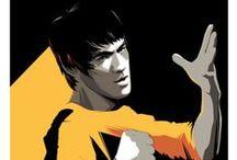Bruce Lee / by ☪Ⓡăig C@றdℓn L€w!ș