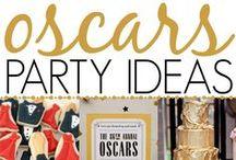Oscar Party / Looking to host an award- worthy #Oscar #Party? The Oscars- #TheAcademy  Watch The Oscars LIVE! OSCAR SUNDAY FEBRUARY 26 7e|4p on ABC #Oscars2016 #Films #RedCarpet