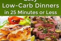 Almost Paleo Healthy Foods / Not ready for the Paleo diet, but wanting to eat healthier? Looking for low carb healthy recipes? With recipes from Paleo breakfasts to low-carb desserts, meal and snack ideas, you can be eating healthier every day!