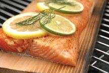 Grill, Baby, Grill / Fire up the grill & cook your way through Summer!