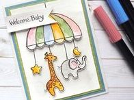 COMPANY: Stampendous / Find card making ideas using Stampendous stamps.