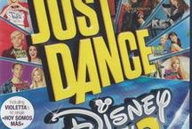 Dance & Music GAMES / GREAT Collection of music and dance games for video games consoles for all ages