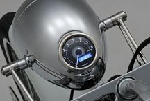 Cafe Racer Headlights