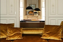 Decor Inspiration / Everything from the practical to the utterly ridiculous  / by Nish