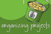 Home - Storage, Organization, etc. / by Ginger Brown