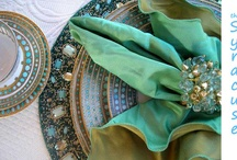 Home - The Dining Room & Pretty Place Settings / Divine Dining and Table Settings.... / by Ginger Brown