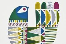 Pattern / Really pretty interesting designs and patterns and such! / by Mercedes H