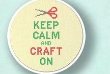 Crafty Stuff / by Andrea Arthur