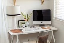 Home | Office / Forever dreaming of the perfect pretty and organised girly office