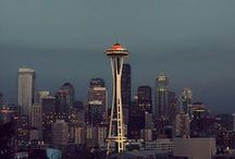 i love my city / by Lucy Saechao