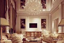 living in luxury / by Elena ♥