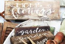 gardening / by Kimberly Stiner