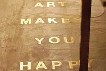Art Makes The World Go Round