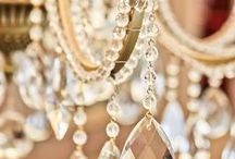 Mirrors~Lamps~Chandeliers!!! / by Susan Moore
