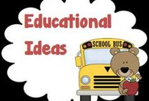 Educational Ideas for the Classroom / Fun pins to support and enhance your educational needs