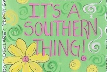Southern Charm ❥✿❥✿ڿڰۣ / by Susan Moore