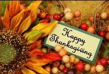 Happy Thanksgiving! ⊱✿⊰ / by Susan Moore