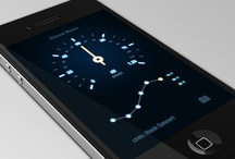 ♥ Apps ♥  / User Interfaces and Apps elements / by Bradley Walker