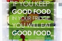 4 - Good Food / You can eat guilt free in this one - Guaranteed or your repin back!  / by Tiara Conley