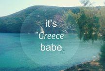 greece is love!