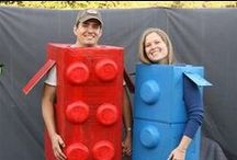 Couples Halloween Costumes / by Instructables
