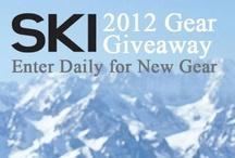 SKI'S GEAR GIVEAWAY / by SKI Magazine