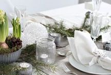 Table Settings / by Susan Dryden